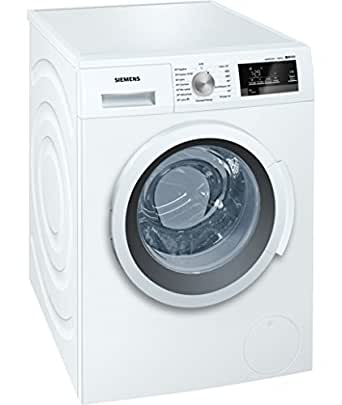 Siemens WM12T360FF Autonome Charge supérieure 9kg 1200tr/min A+++-30% Blanc machine à laver - machines à laver (Autonome, Charge supérieure, Blanc, Gauche, LED, Blanc)