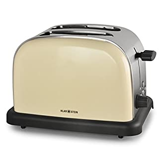 Klarstein-BT-318-Toaster-creme-oder-trkis