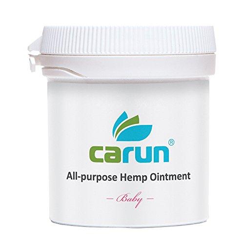 Carun Active Hemp Ointment with Organic Shea Butter 100ml
