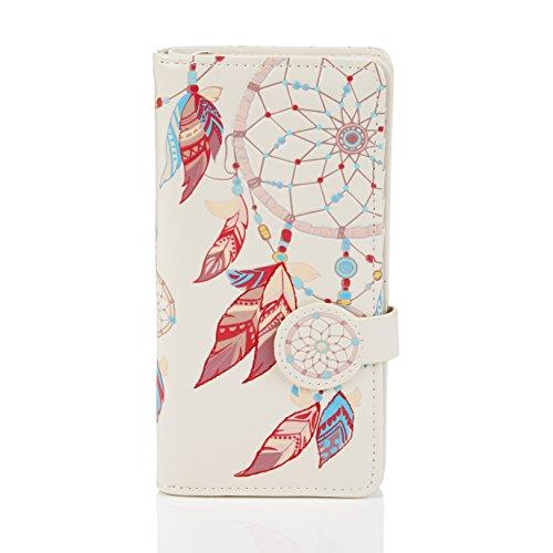 Shagwear Monederos para Mujeres jóvenes diseños: (Atrapasueños/Dreamcatcher)