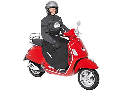 Held Nässeschutz für Rollerfahrer mit Winter-Fleece -