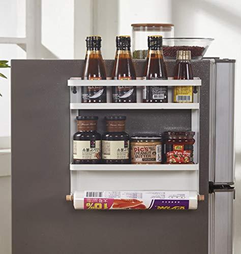 XTe-SM Racks kleinen Kühlschrank Rack Küche Bar Wohnzimmer Falten Lagerregal Display Stehen Multifunktions-Magnetregal
