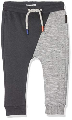 Noppies Baby-Jungen Hose B Pants Sweat Slim Torrington, Grau (Charcoal C271), 56