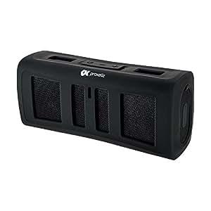Proxelle - Altoparlante Bluetooth Impermeabile Stereo IP67 Casse BT v4.0 Speaker Waterproof (Nero)