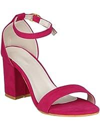 SHOFIEE Womens Stylish Party WEAR & Casual WEAR Trendy Heels - B07C3Y6NDF