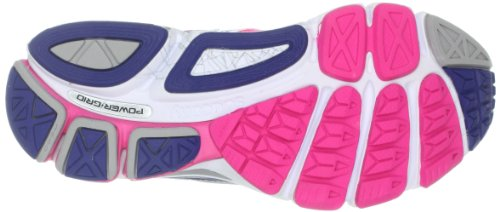 SAUCONY Omni 12 Scarpa da Running Donna White/Blue/Pink