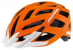 Fahrradhelm Alpina Panoma City orange/matt Reflex, Gr. M (52-57cm)