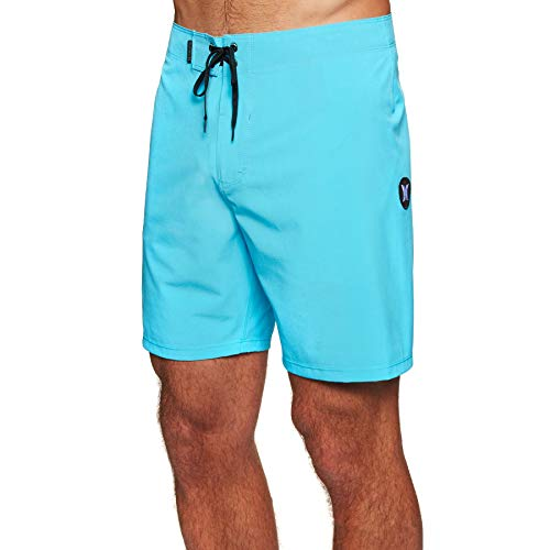 Hurley Herren M Phantom ONE und ONLY 18' Shorts, Photo Blue, 36