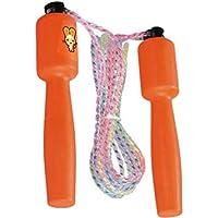LridSu Cuerdas Que saltan plásticas Suaves Cuerda de Salto Linda de los Deportes de la Historieta de los niños para Entrenar y la Aptitud