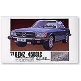 - 7 Mercedes Benz 450 (3) (1/24) del propietario de Club (Modelo de plaestico) [micro Ace Arii]
