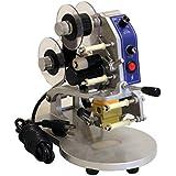 SINOSHON Manual caliente equipo de herramientas de estampado códigos de fecha de vencimiento de la máquina de impresión de la impresora térmica de la cinta bolsas de plástico eléctrica de codificación