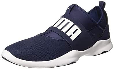 Puma Unisex Adult Dare Peacoat White Running Shoes-3 UK (35.5 EU) (4 US) (36369914_3)