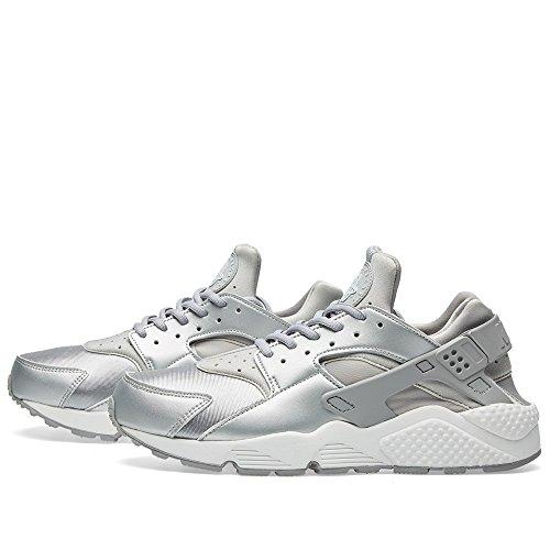 Nike 859429-002, Sneakers trail-running femme Blanc