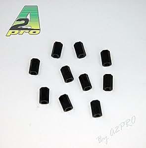 A2Pro accessoires modélisme - Entretoise nylon M3 10 mm
