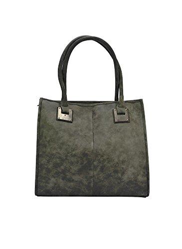 Modanana , Damen Tote-Tasche Einheitsgröße grau