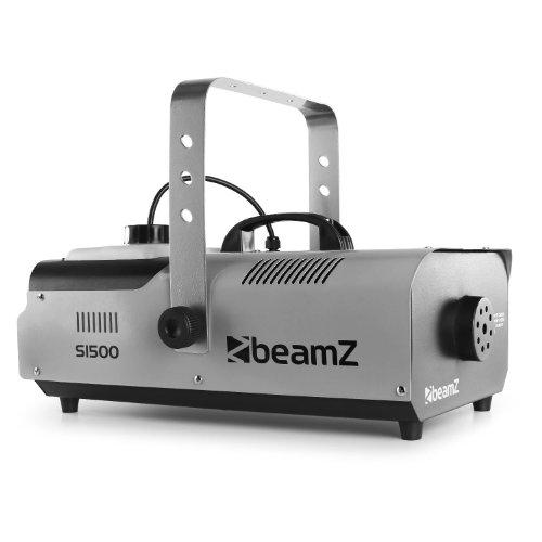 Beamz S1500 Máquina de niebla artificial 1500W...