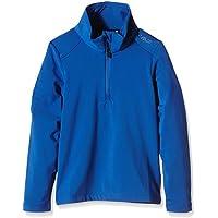 CMP Jersey de esquí para niños, todo el año, niño, color azul cobalto, tamaño 12 años (152 cm)