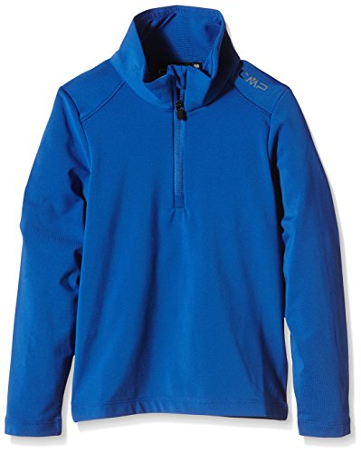 CMP Jungen Funktionsshirt, Royal, 140, 3L07804 (Jungen-fleece-shirt)
