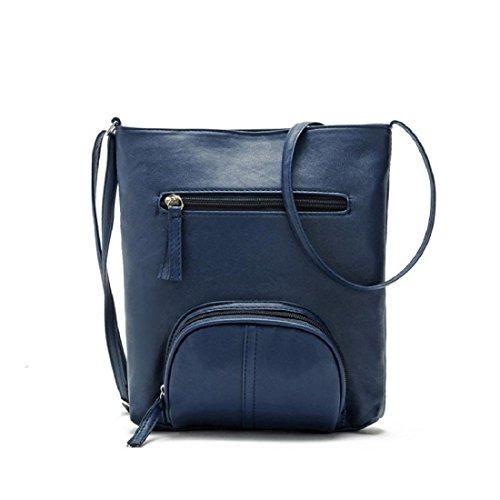 Hippolo signora strisce colorate borsa di tela borsa di acquisto nero 1