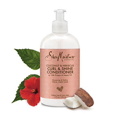Shea Moisture Curl & Shine Conditioner - 15,70 €