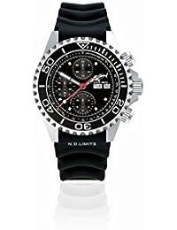 Chris Benz Deep 500m Chronograph CB-500A-C1-KB Automatic Mens Chronograph Diving Watch