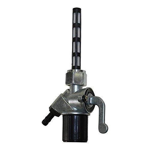 Preisvergleich Produktbild Benzinhahn schräg mit Wassersack für Simson S50, S51, SR1, SR2, MZ, ETZ, ES