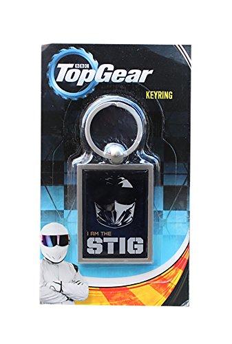 Preisvergleich Produktbild Top Gear  TGGI35211,  Unisex - Erwachsene Schlüsselanhänger, Grau