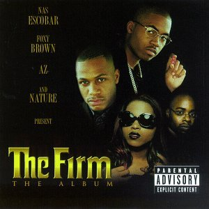 Interscope The Firm-the Album
