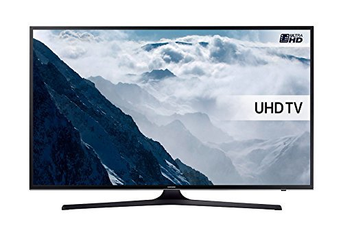 Samsung UE50KU6000 50 Inch UHD HDR Smart LED TV (Certified Refurbished)