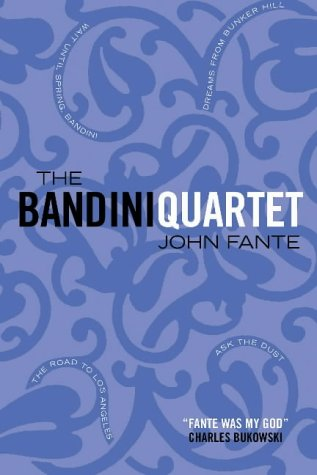 The Bandini Quartet Cover Image