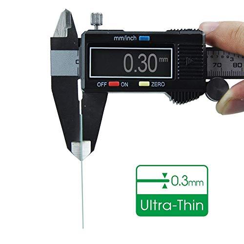 KOMET a6400 a6500 a5100 cristal t/áctil inclinable Protector de pantalla pel/ícula cristal templado para Sony Alpha A6400 A5100 A6500 Digital c/ámara 2 unidades