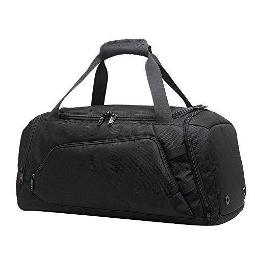 LZ Sac de sport d'entraînement pour hommes et femmes sac de voyage de courte portée sac de voyage de grande capacité