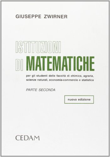 Istituzioni di matematiche: 2