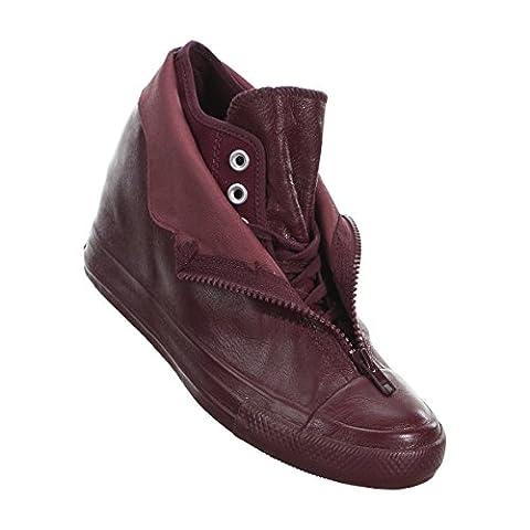 Converse , Baskets pour femme - rouge - rouge bordeaux,