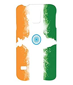 GripIt Independence Day Printed Back Cover Case for Samsung Galaxy S5