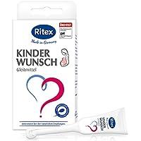 Ritex Kinderwunsch Gleitmittel 8 Applikatoren à 4 ml, 1er Pack (1 x 8 Stück) preisvergleich bei billige-tabletten.eu