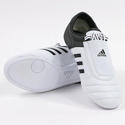 Chaussures Adidas de Taekwondo Adi Kick Blanc