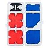 Fugenwerkzeug-Set FUGI Professional,  5-teilig, mit 16 Profilvarianten