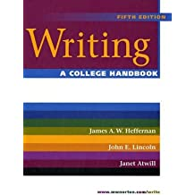 Writing: A College Handbook