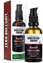 Brooklyn Soap Company Olio da Barba - 50 ml