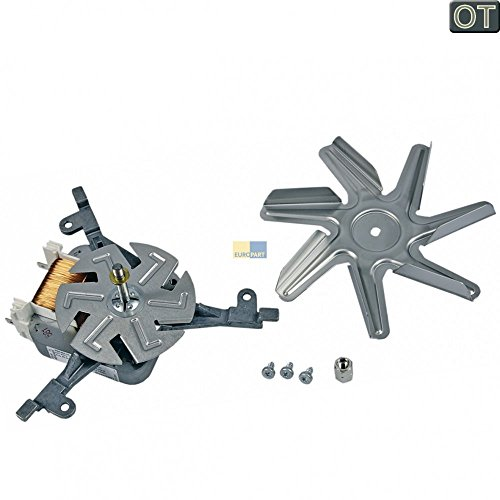 daniplus–Ventilador de aire caliente, motor de ventilador, ventilador 35W apta para Bosch...