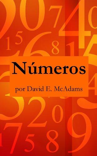Números por David E. McAdams