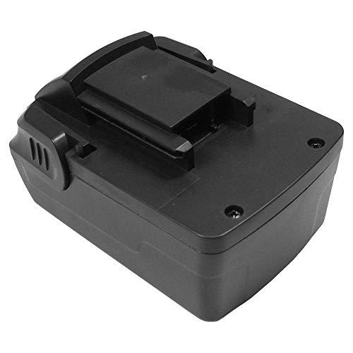 Trade-Shop Premium Li-Ion Werkzeug Akku 18V 3000mAh für Kress 180 AFB, 180 AFT, 180 ATBS, 180 APP ersetzt APF 180/4.2 (98044608) , APF 180/2.1 (98044607)