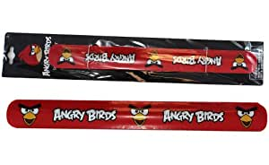 angry birds armband rot spielzeug. Black Bedroom Furniture Sets. Home Design Ideas