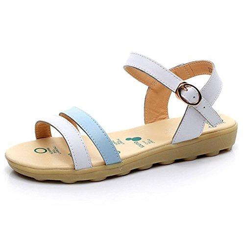 Lady,Summer,Open-toe Sandals/Talon Plat,Plat,Casual Shoes C