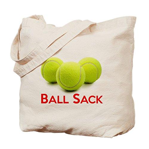 CafePress Tasche für Tennisbälle, canvas, khaki, S