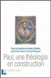 Paul, une théologie en construction