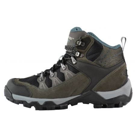 Chaussures Strike Hike I WP - homme Gull Grey / Black / Goblin Blue