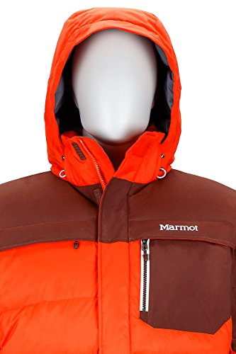 Marmot Herren Shadow Jacket Jacke Mars Orange/ Marsala Brown