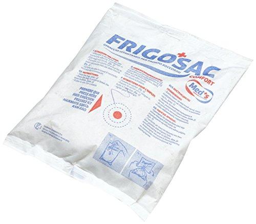 Frigosac Comfort, Busta di Ghiaccio Istantaneo in Tessuto Non Tessuto Monouso 1pz